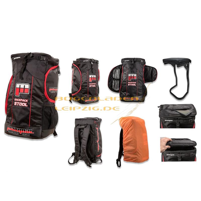 Maximal Rucksack Mit Stuhl Backpack 75 00