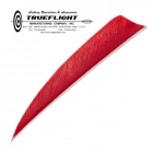 Trueflight Feathers - 4 Shield RW